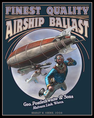 Airship Ballast T-Shirts
