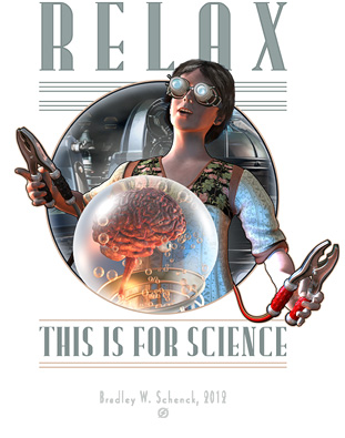 Relax_ This is for SCIENCE