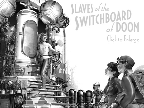 Slaves of the Switchboard of Doom - Chapter 15 illustration