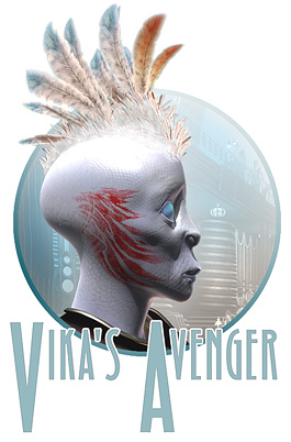 Lawrence Watt-Evans and Vika's Avenger, at Kickstarter