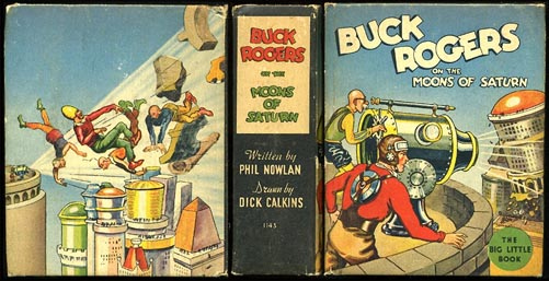 buck rogers big little book