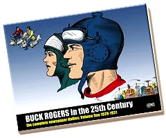 Buck Rogers comics book