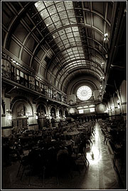 union station, indianapolis, by Stephen Hobley