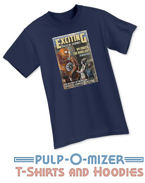 Possibly Coming soon: Pulp-O-Mizer t-shirts and hoodies