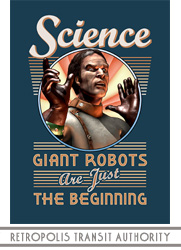 Science: Giant Robots