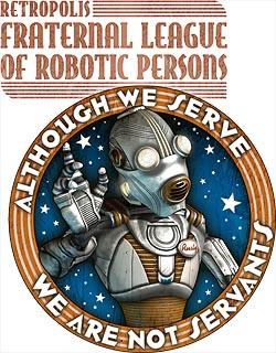Retropolis Robots' Labor Union