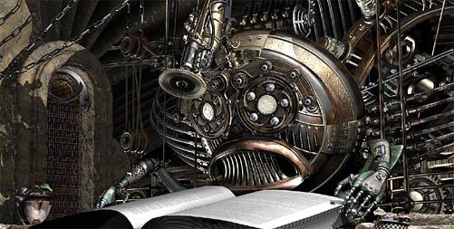 The Steampunk Clockwork Book