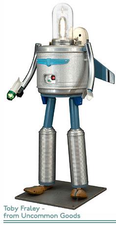 Robots! Rayguns!