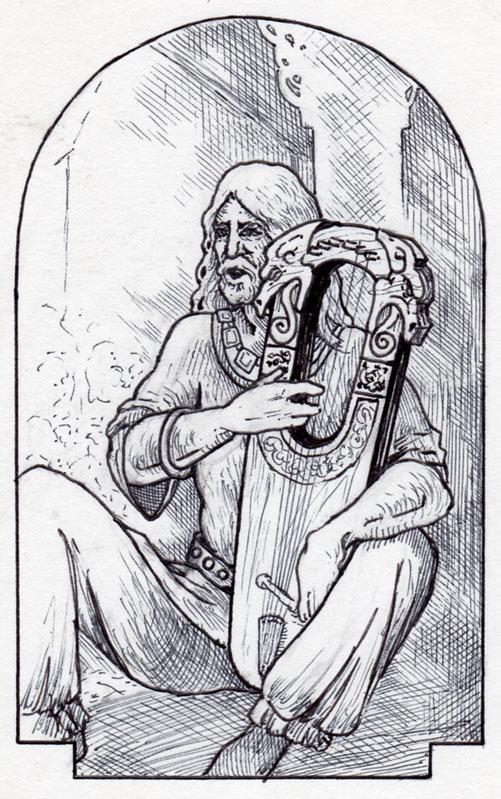 Cover for Runestaff #30 (1985)
