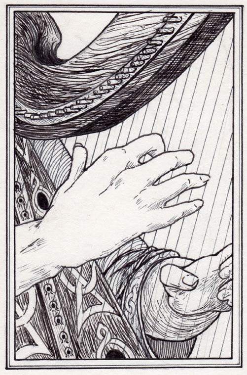 Runestaff Harper #4 (1985)