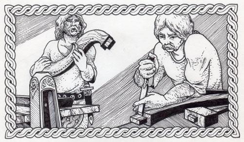 Runestaff Harpmakers (1984)