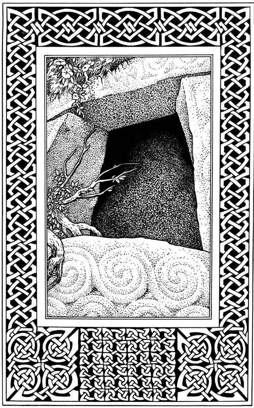 Englyn (from Runestaff #28), 1984