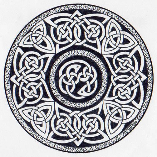 Illustration for Rudyard Kipling's 'Rimmon'