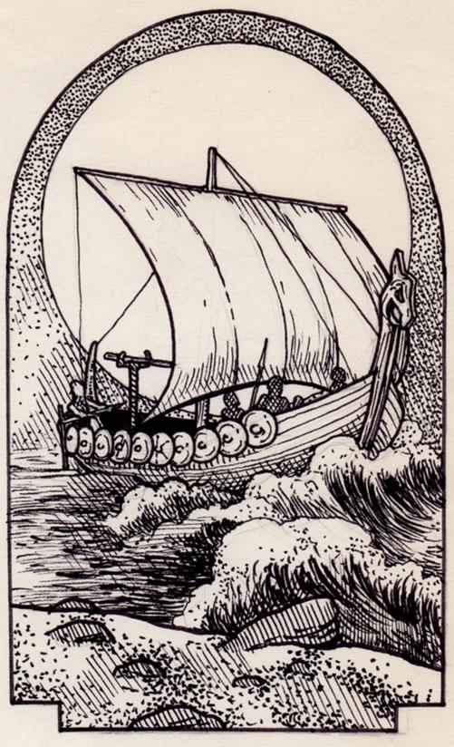 Cover for Runestaff #21, 1983