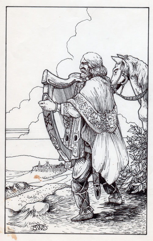 Cover for Runestaff #25, 1984