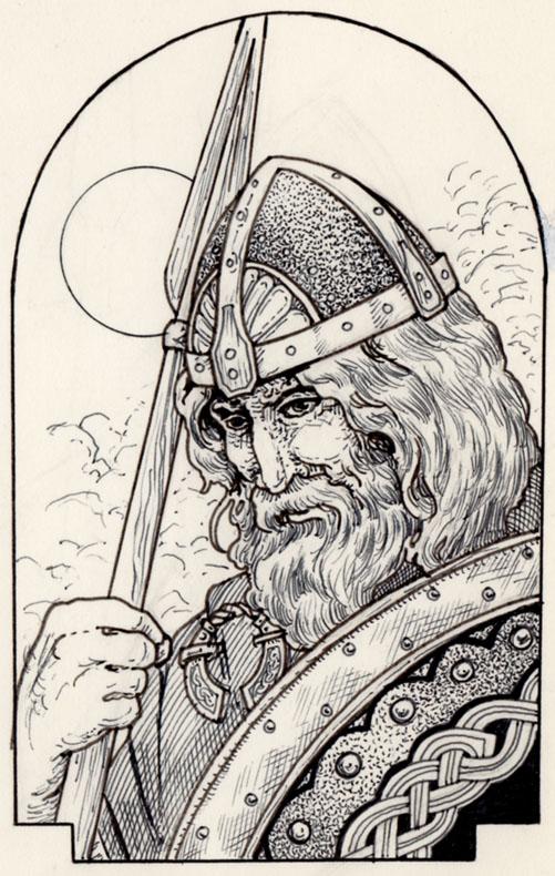 Cover for Runestaff #31, 1985
