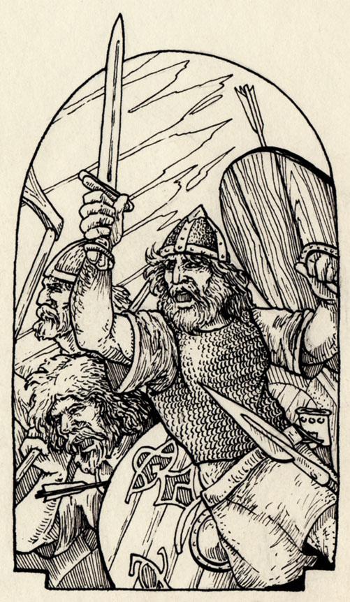 Cover for Runestaff #34, 1985