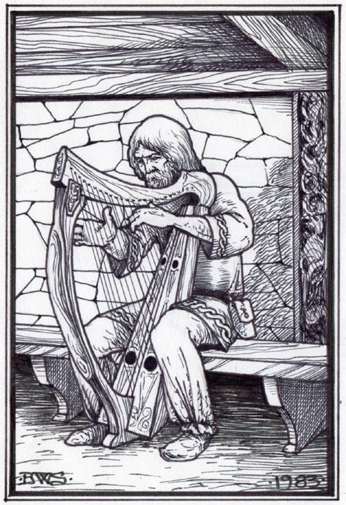 Harper #1 from the Runestaff (1983)