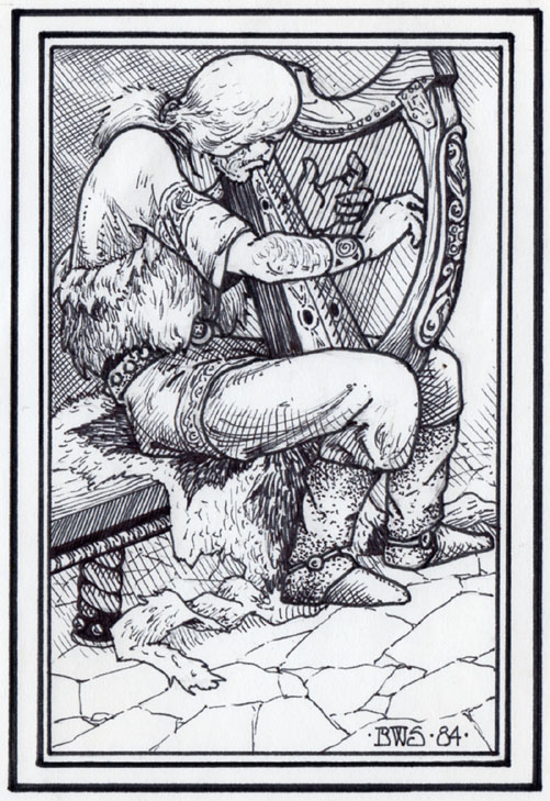 Harper #2 from the Runestaff (1984)