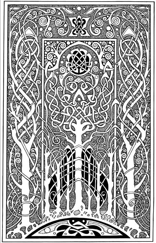 Tanglewood (inked), 1985