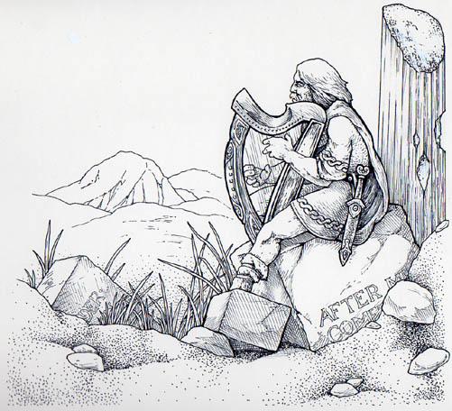 Illustration for Rudyard Kipling's 'The Palace'