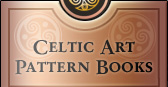 Celtic Art Pattern Books & Clip Art