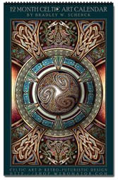 Celtic Art Calendar