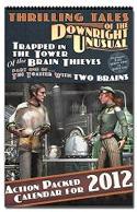 Brain Thieves Calendar