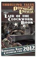 Clockwork Book Calendar