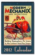 Modern Mechanix & Inventions Calendar