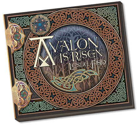 Leslie Fish's Avalon is Risen, now available from Prometheus Music