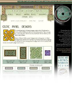 Celtic clip art