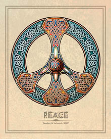 Celtic Peace Symbol