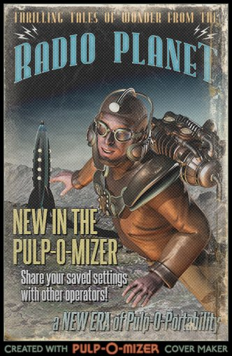 The Pulp-O-Mizer: now with imports and exports