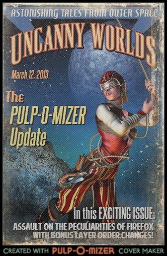 Pulp-O-Mizer Update