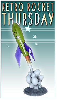 Retro Rocket THursday!