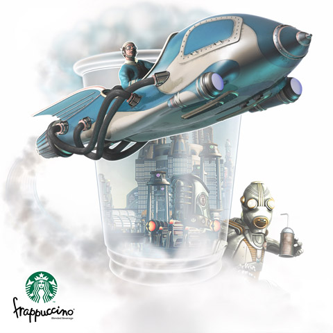 Flying Cars and Robots: now powered by Caffeine