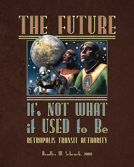 The Future: It's Not What it Used to Be