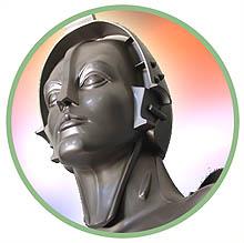 Metropolis Robot Maria replica