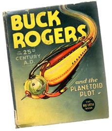 Buck Rogers Big Little Books