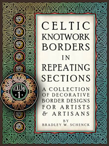 Celtic Knotwork Borders