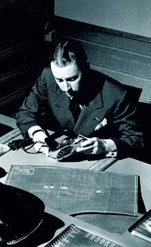 Brooks Stevens, industrial designer
