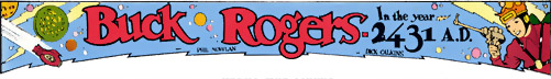 Buck Rogers vintage toy auction