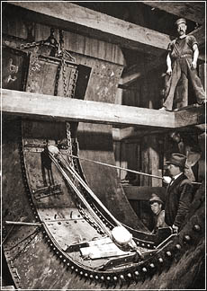 Building the New York Subway