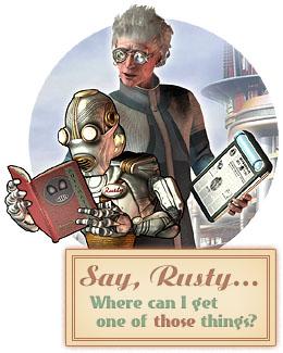 Books of the Retro Future