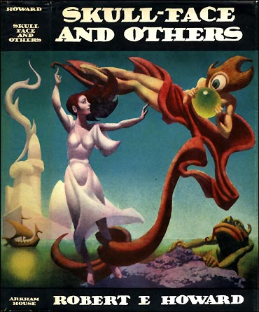 Hannes Bok book jacket art