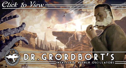 Dr. Grordbort's Incandescent Extraterrestrial Conflict