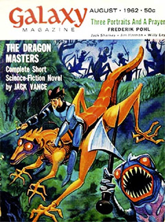 jack vance: the dragon masters