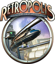 Retropolis Monorail