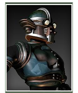 Myrmidon Robot